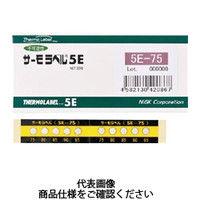 日油技研工業 ニチユ サーモラベル5点表示屋外対応型 不可逆性210度 5E210 1セット(1ケース:20枚入×1) 308ー3403 (直送品)