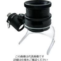 京葉光器 リーフ ワイドフィールドアクロ(LED WF07LED 1個 272ー0639 (直送品)