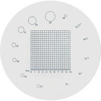 京葉光器 リーフ ガラススケール S-207 1個 223-2596 (直送品)