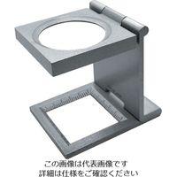 京葉光器 リーフ 三ツ折り型ルーペ A302 1個 219ー1172 (直送品)
