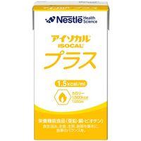 ネスレ日本 アイソカル プラス 1500kcal 9402950 1箱(6個入) (取寄品)
