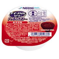 ネスレ日本 アイソカル ジェリーHC あずき味 9402908 1箱(24個入) (取寄品)