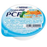 ネスレ日本 アイソカル ジェリーPCF ミックスフルーツ味 9402930 1箱(24個入) (取寄品)