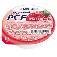 ネスレ日本 アイソカル ジェリーPCF ストロベリー味 9402931 1箱(24個入) (取寄品)