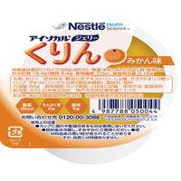 ネスレ日本 アイソカル ジェリーくりん みかん味 9402982 1箱(24個入) (取寄品)