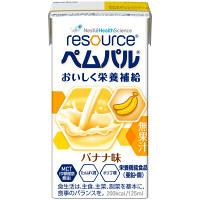 ネスレ日本 リソース ペムパル バナナ味 9403012 1箱(24個入) (取寄品)