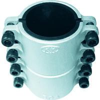 児玉工業 コダマ 圧着 ソケット 鋼管直管専用型ハーフサイズ 1/2 L15AX0.5 1本 353ー7196 (直送品)