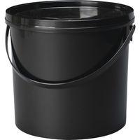 DICプラスチック DSPシリーズFタイプ 6F蓋付 黒 DSP-6F BK 1個 354-4745 (直送品)