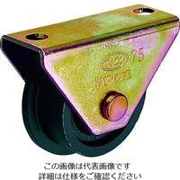 丸喜金属本社 マルコン枠付トロッシャー 75mm C-2150-75 1個 356-0554 (直送品)