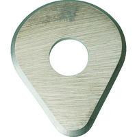 スナップオン・ツールズ バーコ 625用替刃梨型 625PEAR 1枚 355ー6182 (直送品)