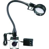 ノガ・ジャパン(NOGA) LED付拡大鏡(マグネットタイプ) LED5000M 1個 355-7740 (直送品)