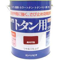 カンペハピオ ALESCO カンペ 油性トタン用3Lあかさび 1305243 1缶 361ー0721 (直送品)
