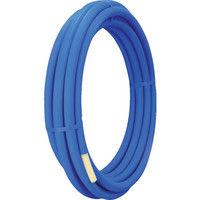 タブチ 保温付架橋ポリエチレン管ブルー20mm×20M HC-20HON5B-20M MAKI 1巻 328-1256 (直送品)