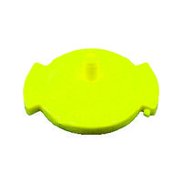 ITWパフォーマンスポリマーズ&フルイズジャパン デブコン イージーライン エッジ黄色ノズル (12個入) R51999 365-0031 (直送品)