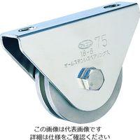 丸喜金属本社 MK オールステンレス枠付重量車 75mm コ型 S365075 1個 356ー1402 (直送品)