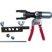 ロブテックス(LOBTEX) 手動油圧式つば出し工具 TTH-20 1台 123-9864 (直送品)