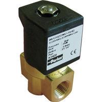 クロダニューマティクス クロダ 流体制御用直動形2ポートバルブ WV121S222QVI1SC2 1個 361ー1809 (直送品)