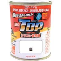 カンペハピオ(Kanpe Hapio) ALESCO カンペ 油性トップガード1.6L白 119-0011 1缶 365-1983 (直送品)