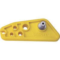 ジェフコム(JEFCOM) デンサン 同軸ストリップゲージ&ホルダー CCS-FH 1個 366-5119 (直送品)