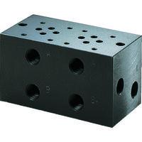 ダイキン工業(DAIKIN) マニホールドブロック BT-202-50 1個 364-8451 (直送品)