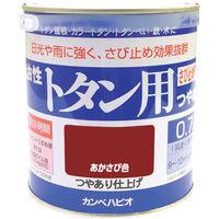 カンペハピオ ALESCO カンペ 油性トタン用0.7Lあかさび 1305240.7 1缶 360ー7780 (直送品)