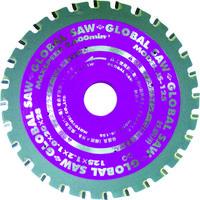 モトユキ モトユキ 充電マルノコ対応鉄鋼用 JS125 1枚 360ー8981 (直送品)