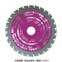 モトユキ 充電マルノコ対応鉄鋼用 JS-135 1枚 360-8999 (直送品)
