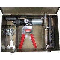ロブテックス(LOBTEX) 手動油圧式フレアリングツール FTH-20 1台 123-9660 (直送品)