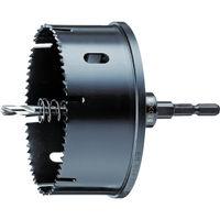 ハウスビーエム コンビ軸排水マス用ホルソー VU-100 1個 335-9492 (直送品)