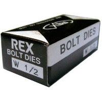 レッキス工業 REX ボルトチェザー MC W1/2 RMCW12 1セット 370ー9329 (直送品)
