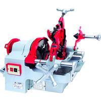 レッキス工業 REX 自動切上ダイヘッド付パイプマシン S40A3(ステンレス管仕様) S40A3SUS 1台 370ー9400 (直送品)