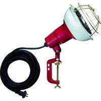 ハタヤリミテッド ハタヤ 防雨型作業灯 リフレクターランプ500W 100V電線5m バイス付 RC505 1台 370ー4114 (直送品)