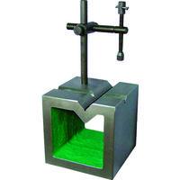 大西測定 OSS V溝付桝型ブロック 124-100K 1台 365-1070 (直送品)