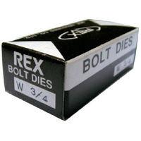 レッキス工業(REX) ボルトチェザー MC W3/4 RMC-W3/4 1組 370-9337 (直送品)