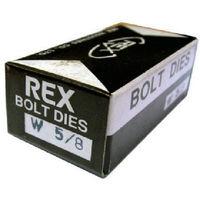 レッキス工業 REX ボルトチェザー MC W5/8 RMCW58 1セット 370ー9353 (直送品)
