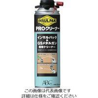 ABC 発泡ウレタン専用洗浄剤 インサルパック専用クリーナー インサルプロクリーナー 500mL IPC 215-0867(直送品)