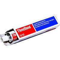 スリーボンド(ThreeBond) 液状ガスケット シリコン系 100g 白色 非流動タイプ TB1212 1本 126-3552 (直送品)