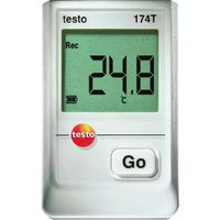 テストー(TESTO) ミニ温度データロガ TESTO174T 1台 368-9336 (直送品)