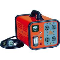 ハタヤリミテッド ハタヤ トランスル 昇降圧兼用型 単相200V・100V 3.0kVA HLV03A 1台 370ー3410 (直送品)