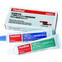 スリーボンド スリーボンド エポキシ系接着剤 高剪断接着力タイプ 200gセット TB2082C 1セット 169ー1856 (直送品)