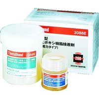 スリーボンド スリーボンド 高耐熱用エポキシ系接着剤 TB2088E 100gセット TB2088E 1セット 169ー1872 (直送品)