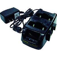 アルインコ アルインコ ツイン充電器セット EDC179A 1個 363ー0544 (直送品)