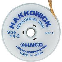 白光 白光 ハッコーウィック NO.4 2MX2.5mm 874 1個 359ー7091 (直送品)