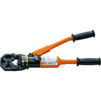 ロブテックス エビ 手動油圧式圧着工具 使用範囲14~150 AKH150S 1台 123ー8809 (直送品)