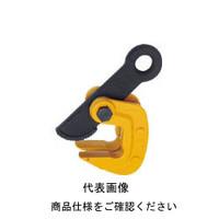 スーパーツール 水平横吊クランプ(クランプ範囲:0~35mm) HPC0.5N 1台 368ー3761 (直送品)