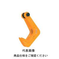 スーパーツール 吊フック(スタンダード型)最大板厚125mm HHC5 1台 368ー3711 (直送品)