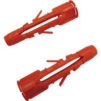 ロブテックス(LOBTEX) モンゴマルチプラグ(50本入) 8X50mm MM850B 1パック(50本) 124-6674 (直送品)