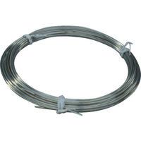 トラスコ中山 TRUSCO ステンレス針金 小巻タイプ 1.6mmX15m TSWS16 1巻 359ー9655 (直送品)