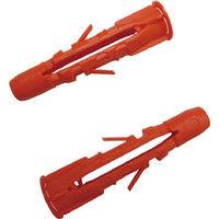 ロブテックス(LOBTEX) エビ モンゴマルチプラグ(30本入) 10X60mm MM1060B 1パック(30本) 126-0651 (直送品)