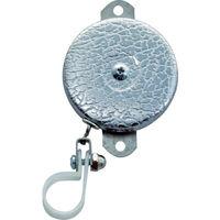 キーホルダー キーバック スチールカバー0.6mステンチェーン据付ブラケット付 KB7LSC 1個 363-1834 DAIKEN(ダイケン) (直送品)